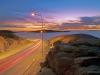 lysekil-bansviksbacken-i-solnedgang