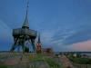lysekil-kyrka-och-utkikstorn
